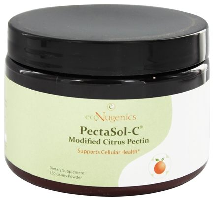EcoNugenics - PectaSol-C Modified Citrus Pectin Powder - 150 Grams