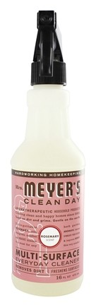 Mrs. Meyer's - Clean Day Multi-Surface Everyday Cleaner Rosemary - 16 oz.