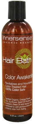 DROPPED: Innersense Organic Beauty - Hair Bath Color Awakening - 8.5 oz. CLEARANCE PRICED