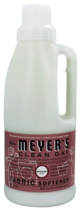 Mrs. Meyer's - Clean Day Fabric Softener Rosemary - 32 oz.