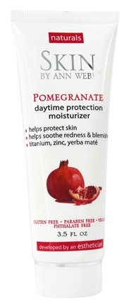 Skin by Ann Webb - Skin Organics Pomegranate Daytime Protection - 3.5 oz.