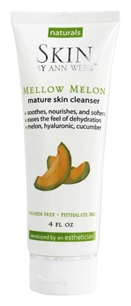 Skin by Ann Webb - Skin Organics Mellow Melon Gentle Cleanser - 4 oz.
