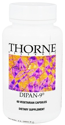DROPPED: Thorne Research - Dipan-9 1000 mg. - 60 Vegetarian Capsules CLEARANCE PRICED