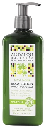 DROPPED: Andalou Naturals - Body Lotion Uplifting Citrus Verbena - 11 oz.