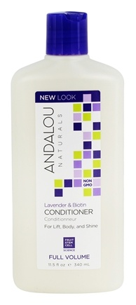 Andalou Naturals - Conditioner Full Volume Lavender & Biotin - 11.5 oz.