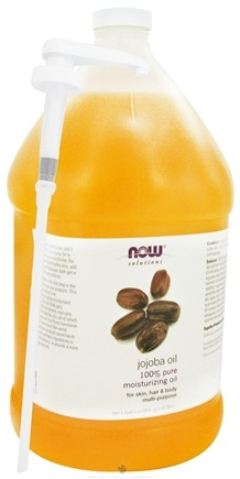 DROPPED: NOW Foods - Jojoba Oil Pure - 1 Gallon CLEARANCE PRICED