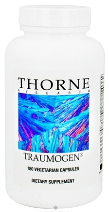 DROPPED: Thorne Research - Traumogen - 180 Vegetarian Capsules
