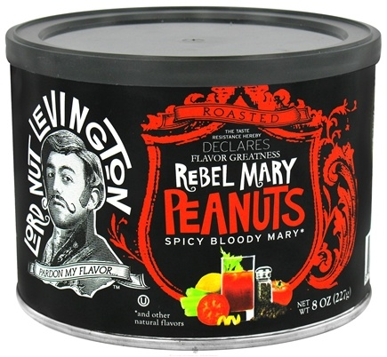 DROPPED: Lord Nut Levington - Rebel Mary Peanuts - 8 oz.