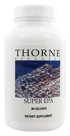 DROPPED: Thorne Research - Super EPA - 90 Gelcaps