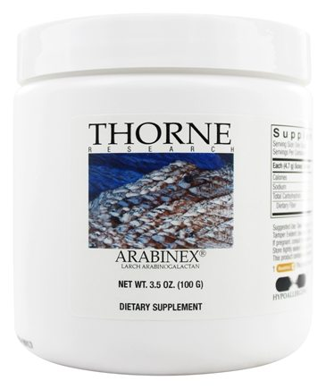 Thorne Research - Arabinex Larch Arabinogalactan - 3.5 oz.