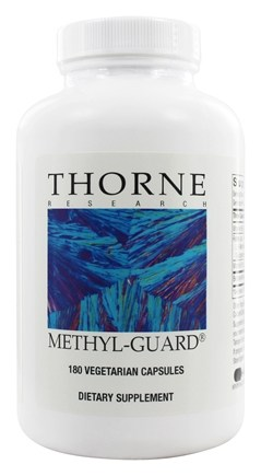DROPPED: Thorne Research - Methyl-Guard - 180 Vegetarian Capsules