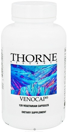 DROPPED: Thorne Research - Venocap - 120 Vegetarian Capsules CLEARANCE PRICED