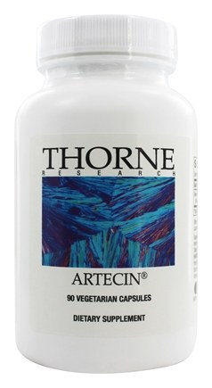 DROPPED: Thorne Research - Artecin 500 mg. - 90 Vegetarian Capsules