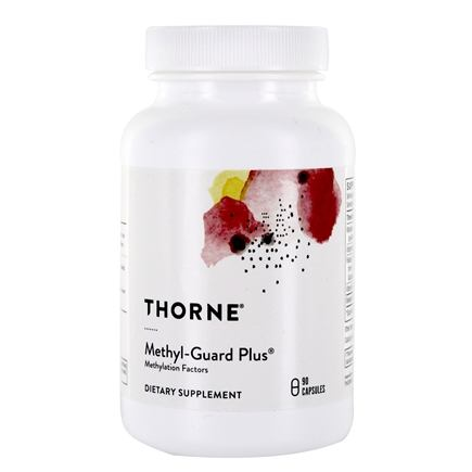 Thorne Research - Methyl-Guard Plus - 90 Vegetarian Capsules