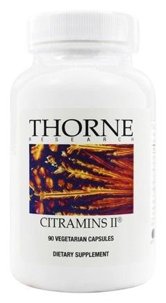 Thorne Research - Citramin II - 90 Vegetarian Capsules