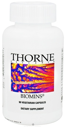 DROPPED: Thorne Research - Biomins - 90 Vegetarian Capsules CLEARANCE PRICED