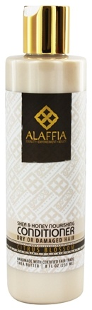 Alaffia - Conditioner Nourishing Shea & Honey - 8 oz.