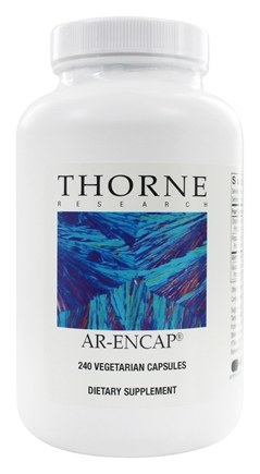 Thorne Research - AR-Encap - 240 Vegetarian Capsules