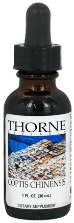 DROPPED: Thorne Research - Coptis Chinensis Liquid - 1 oz. CLEARANCE PRICED