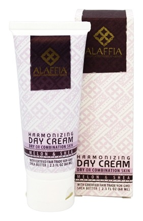 Alaffia - Harmonizing Day Cream Melon & Shea - 2.3 oz.
