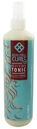 Alaffia - Beautiful Curls Tonic Curl Reviving Shea Butter For All Curls - 12 oz.