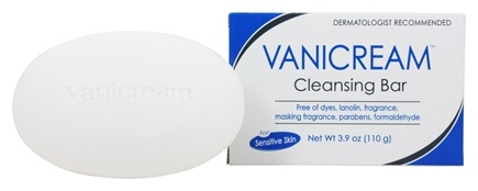 Vanicream - Cleansing Bar for Sensitive Skin - 3.9 oz.