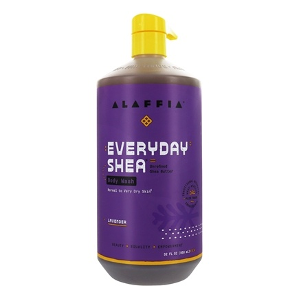 Everyday Shea - Moisturizing Body Wash Lavender - 32 oz.