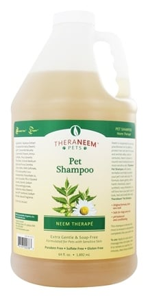 Organix South - TheraNeem Pet Shampoo - 64 oz.