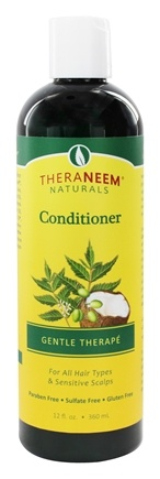Organix South - TheraNeem Gentle Therape Conditioner - 12 oz.