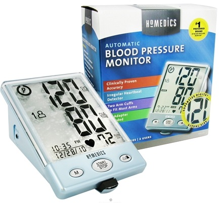 DROPPED: HoMedics - Automatic Blood Pressure Monitor BPA-201 - CLEARANCE PRICED