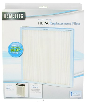 DROPPED: HoMedics - Professional HEPA Replacement Filter AR-2FL - CLEARANCE PRICED