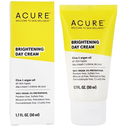 ACURE - Day Cream Gotu Kola Stem Cell + 1% Chlorella Growth Factor - 1.75 oz.