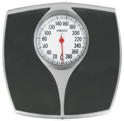 DROPPED: HoMedics - 110 Dial Scale Metallic Bezel 12 in. x 11.9 in. SC-110