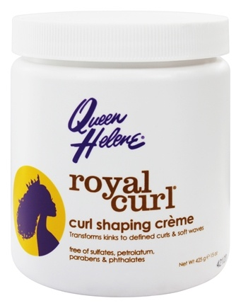 Queen Helene - Royal Curl Shaping Creme - 15 oz.