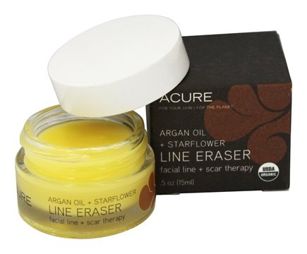 DROPPED: ACURE - Organic Line Eraser Balm Argan Oil + Starflower - 0.5 oz.