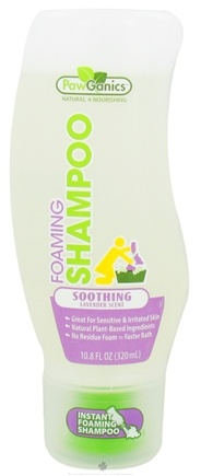DROPPED: PL360 - Foaming Shampoo Soothing Formula Lavender - 10.8 oz. CLEARANCE PRICED