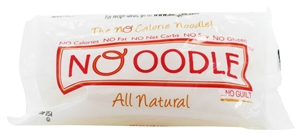 No Oodles - Shirataki Noodles, Angel Hair Pasta - 8 oz.