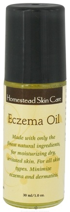 DROPPED: The Homestead Company - Skin Care Eczema Oil - 1 oz. CLEARANCE PRICED