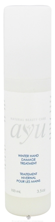 DROPPED: AYU Natural Beauty Care - Hand Lotion Treatment Winter Damage - 3.5 oz. CLEARANCE PRICED