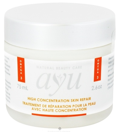 DROPPED: AYU Natural Beauty Care - Skin Repair High Concentration - 2.6 oz. CLEARANCE PRICED