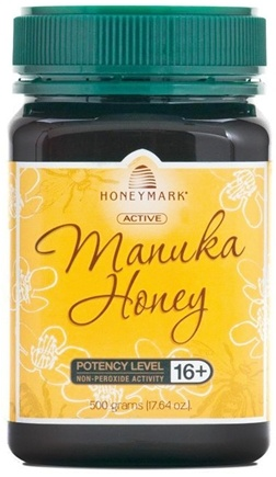 DROPPED: Honeymark - Manuka Honey Active 16+ - 17.64 oz. (formerly UMF)