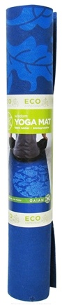 DROPPED: Gaiam - Yoga Mat Wisdom - CLEARANCE PRICED