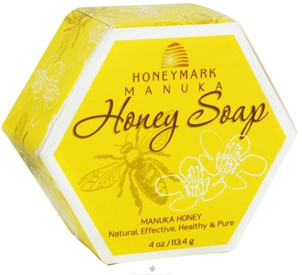 DROPPED: Honeymark - Manuka Honey Bar Soap - 4 oz.