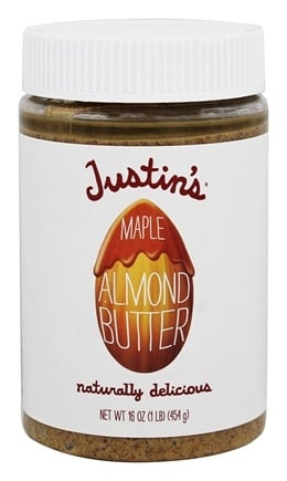 Justin's Nut Butter - Almond Butter Maple - 16 oz.