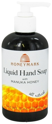 DROPPED: Honeymark - Liquid Hand Soap with Manuka Honey - 8 oz.