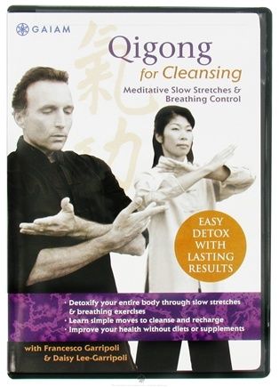 DROPPED: Gaiam - Qigong for Cleansing DVD - CLEARANCE PRICED