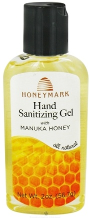 DROPPED: Honeymark - Hand Sanitizing Gel with Manuka Health - 2 oz. CLEARANCE PRICED