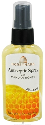 DROPPED: Honeymark - Antiseptic Spray with Manuka Honey - 2 oz.