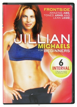 DROPPED: Gaiam - Jillian Michaels for Beginners: Frontside DVD