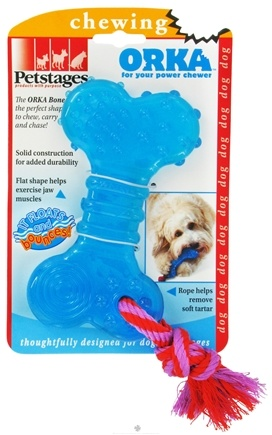 DROPPED: Petstages - Orka Bone Dog Toy - CLEARANCE PRICED